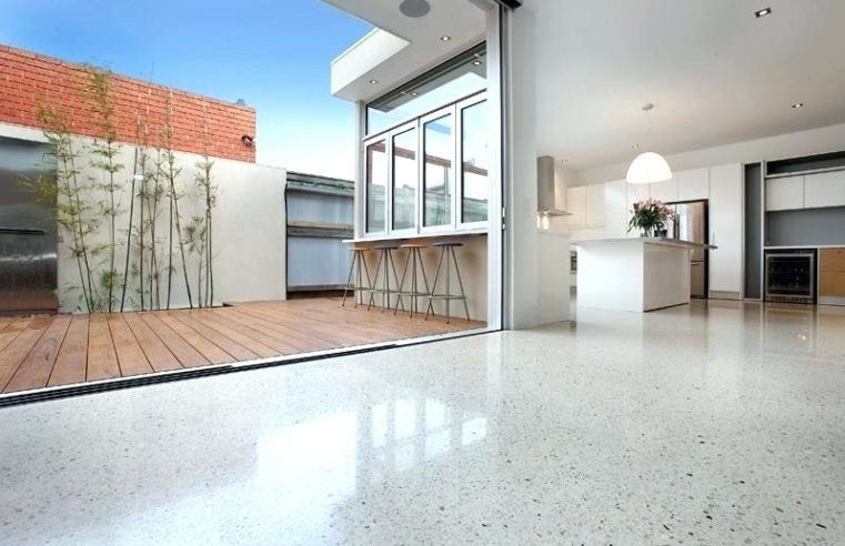 Key Advantages of Polished Concrete Flooring