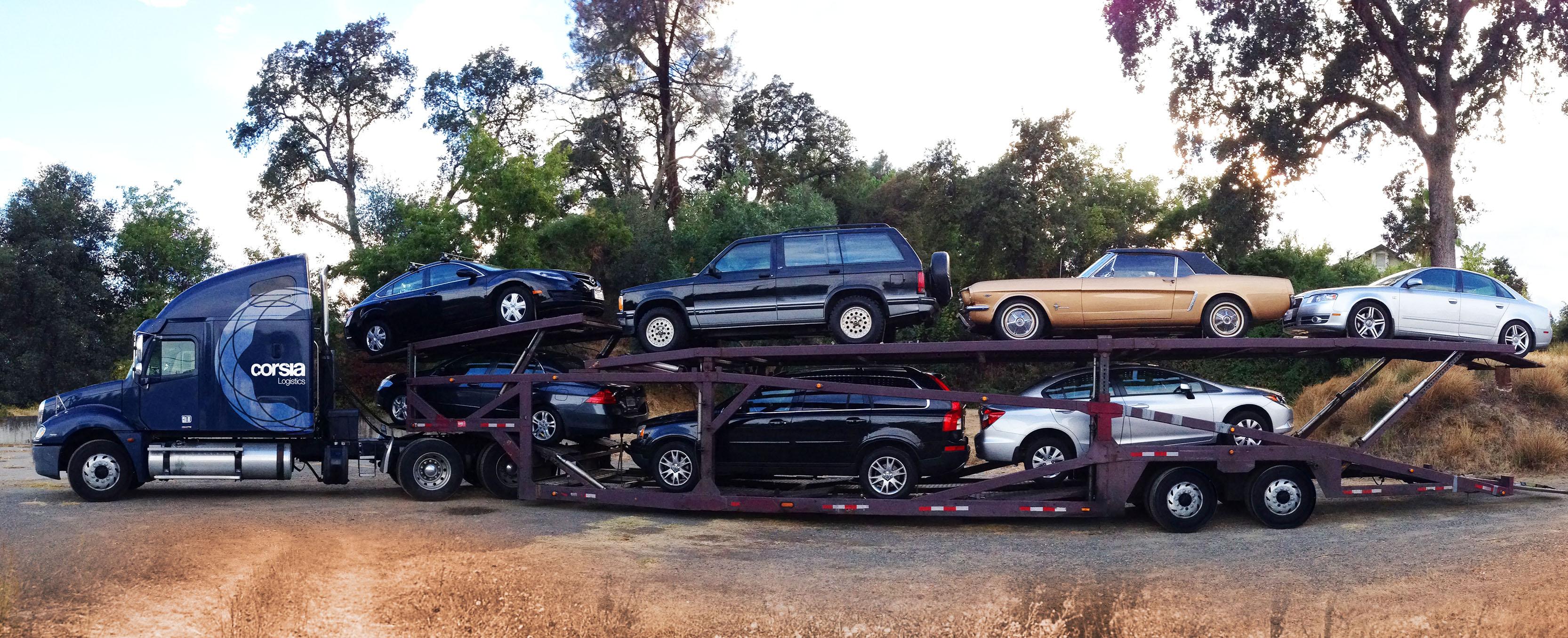 Standards to Follow When Choosing a Car Shipper