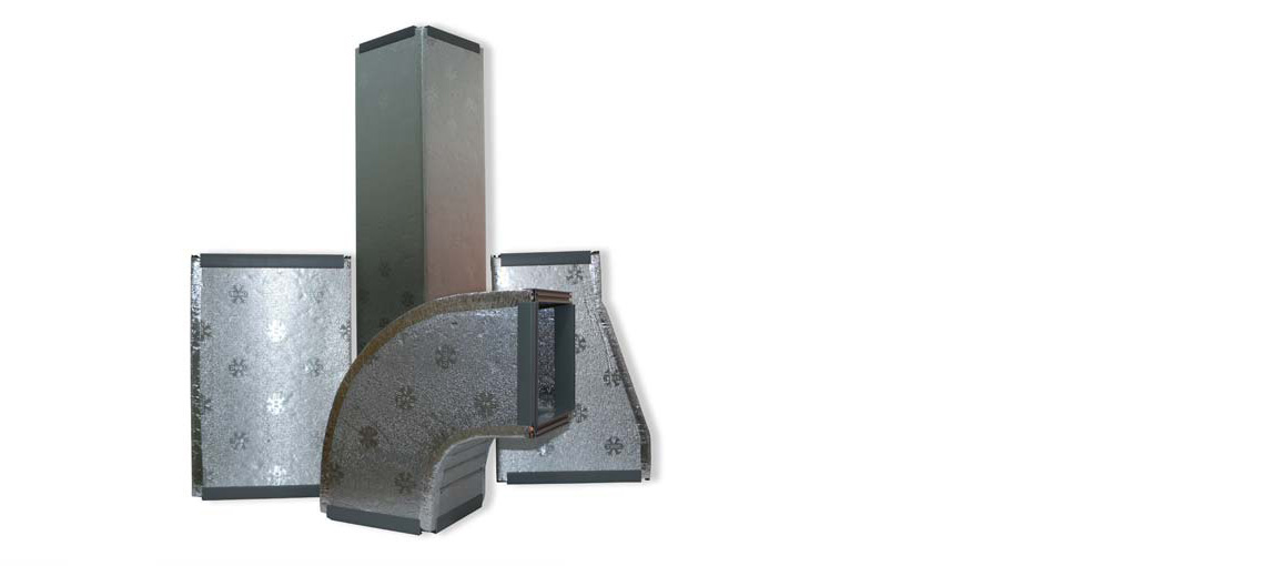 Exploring the Top Features of Pre-Insulated Ductwork