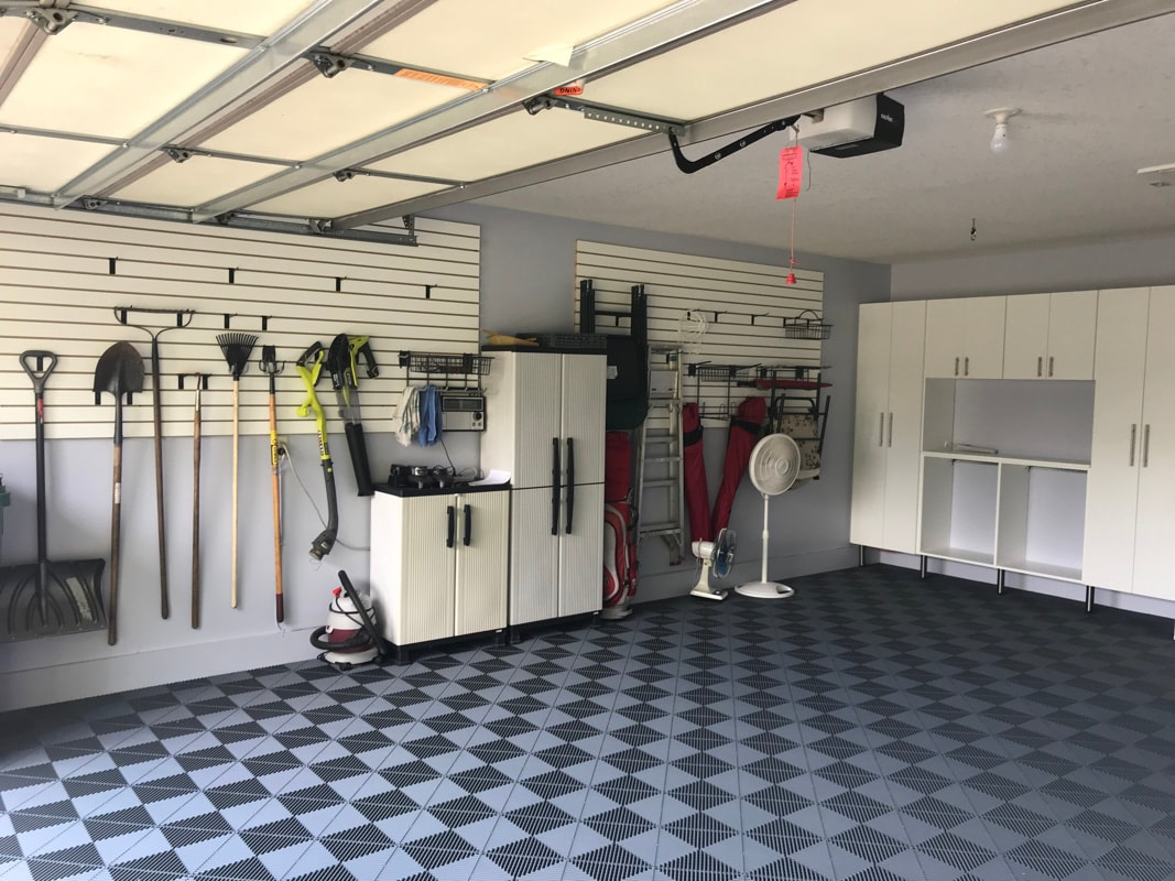 Storage Solutions For Your Garage