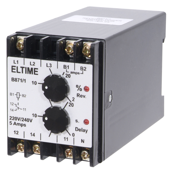 What Is A Reverse Current Relay?