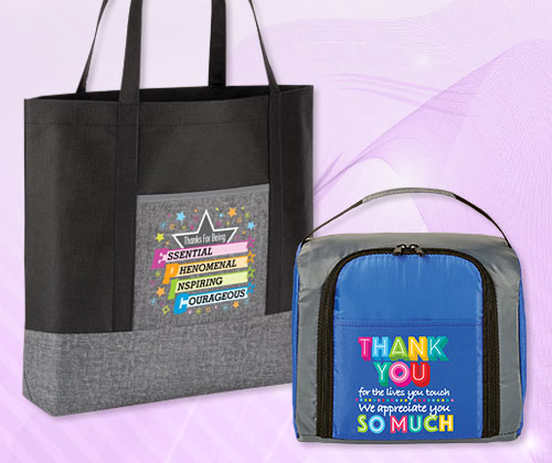 Motivate Your Employees by Celebrating Spirit Week – Hand Out Customized Tote Bags